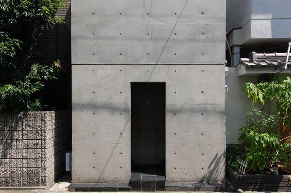 Row House in Sumiyoshi