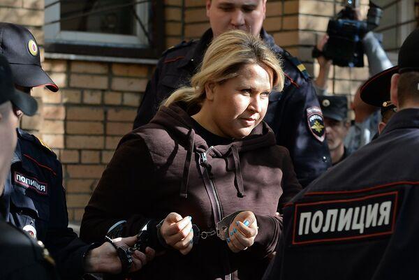 Продолжение оглашения приговора Е. Васильевой