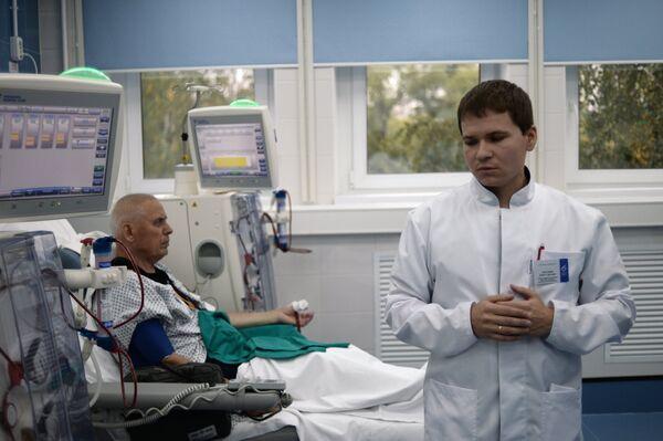 Центр гемодиализа в Москве