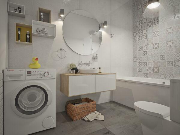 Бытовые закрома: 10 вариантов организации систем хранения вещей в ванной