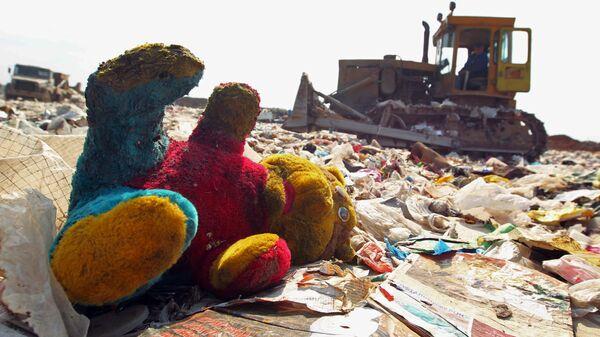 Полигон твердо-бытовых отходов (ТБО)