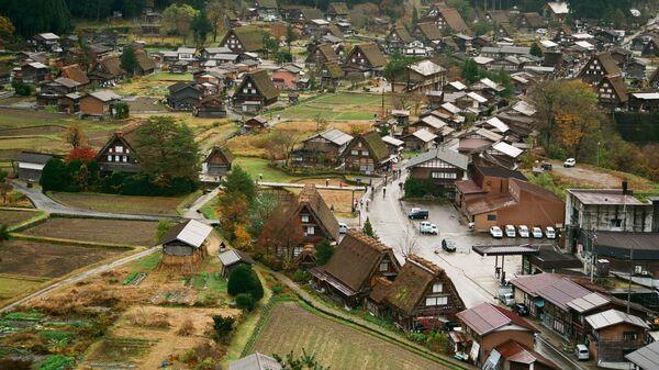 Сиракава-го, Япония
