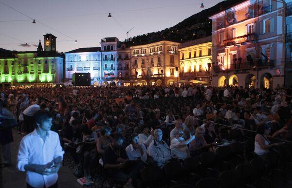 Фестиваль в Локарно