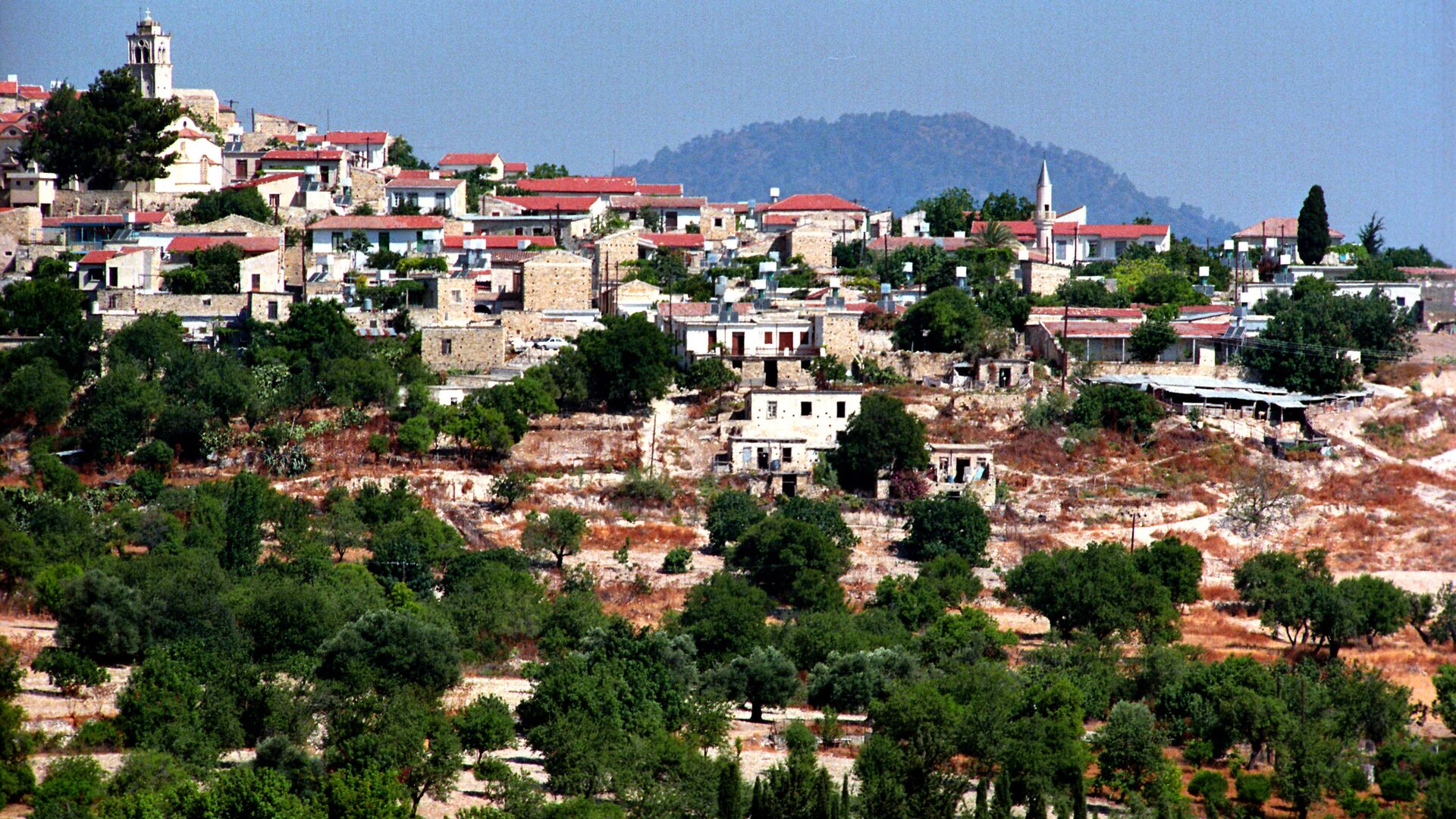 Вид на город Лимассол на Кипре - РИА Новости, 1920, 25.08.2020