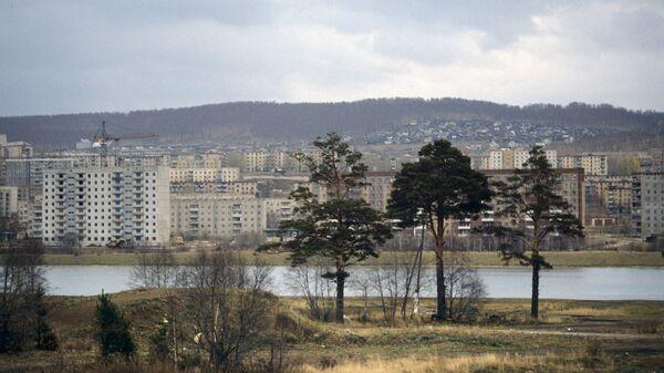 Город Златоуст. Архивное фото
