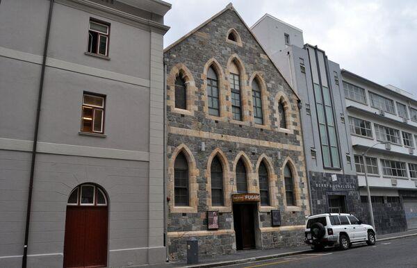 Fugard Theatre в старой церкви в Кейптауне