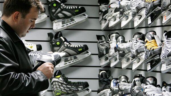 Эксперты рассказали о росте продаж спорттоваров в России