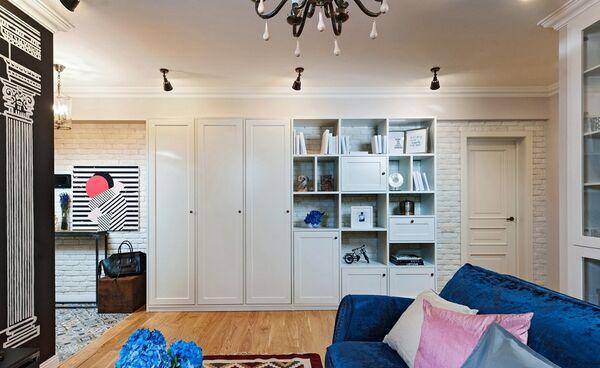 Было – стало: невероятное преображение страшной квартиры в стильное жилье