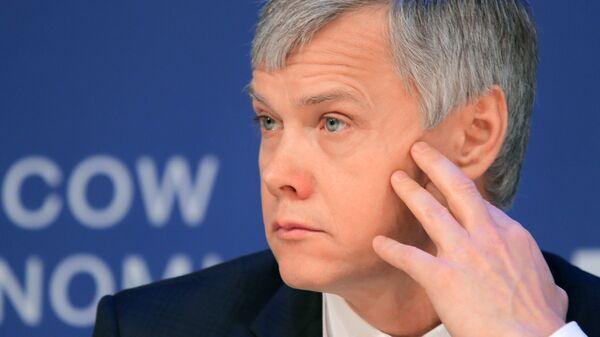 Депутат Госдумы РФ Валерий Гартунг