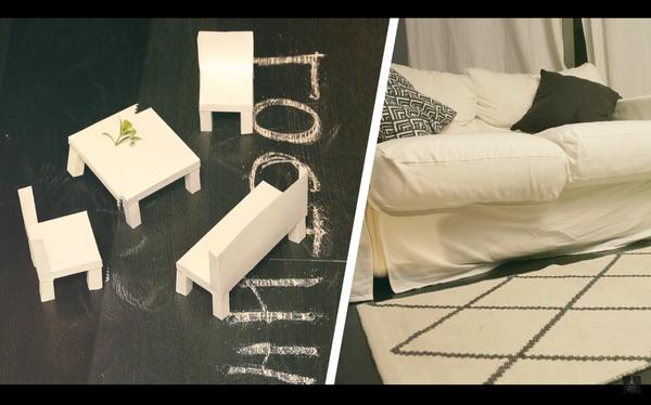4 способа зонировать комнату