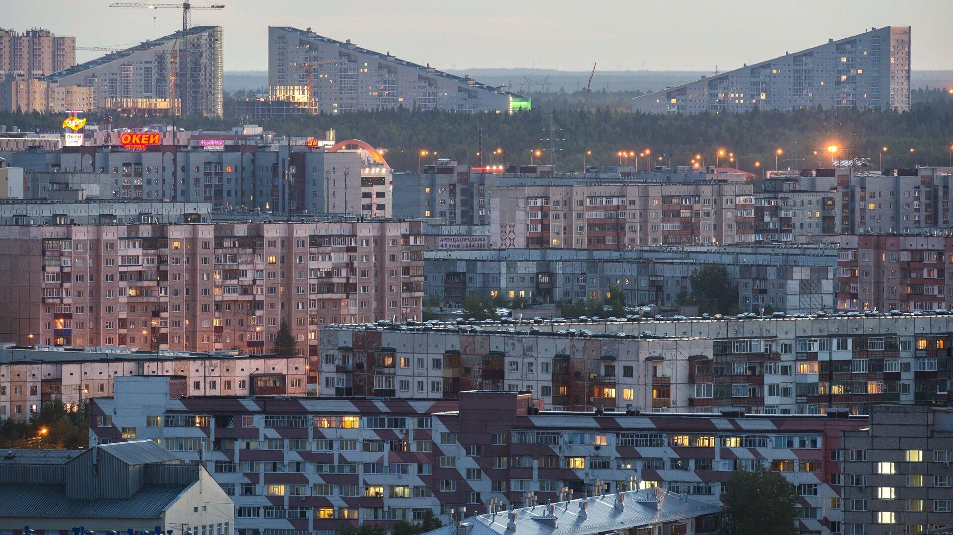 Города России. Сургут - РИА Новости, 1920, 24.02.2021