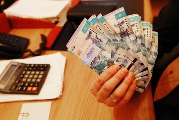 Тенге - национальная валюта Казахстана