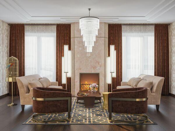 Больше не модно: как изменилось оформление элитных квартир за последние 10-15 лет