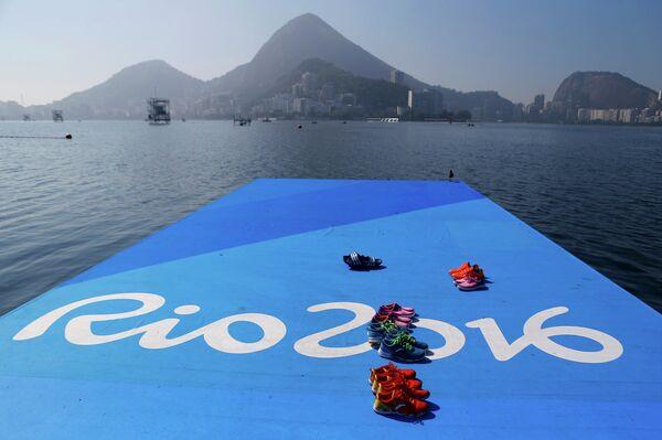 Стадион для академической гребли на Олимпийских играх в Рио-де-Жанейро