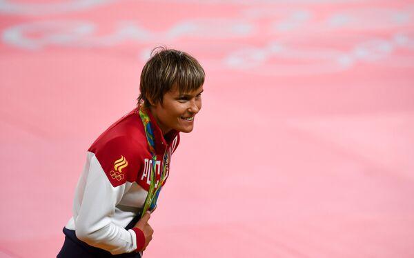 Наталья Кузютина (Россия)