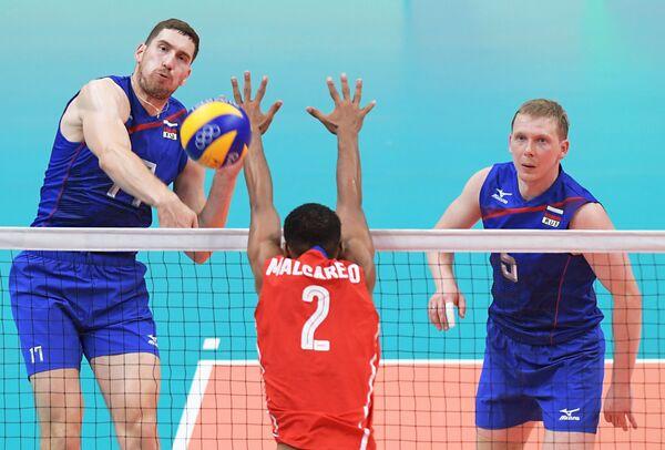 Максим Михайлов (слева) и Сергей Гранкин