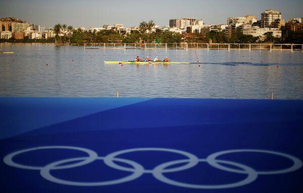 Сборная России по академической гребле на Олимпийских играх в Рио-де-Жанейро