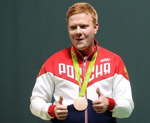 Кирилл Григорьян (Россия)