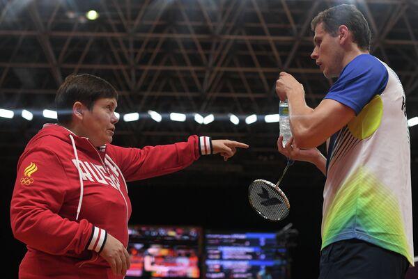 Клавдия Майорова и Владимир Мальков