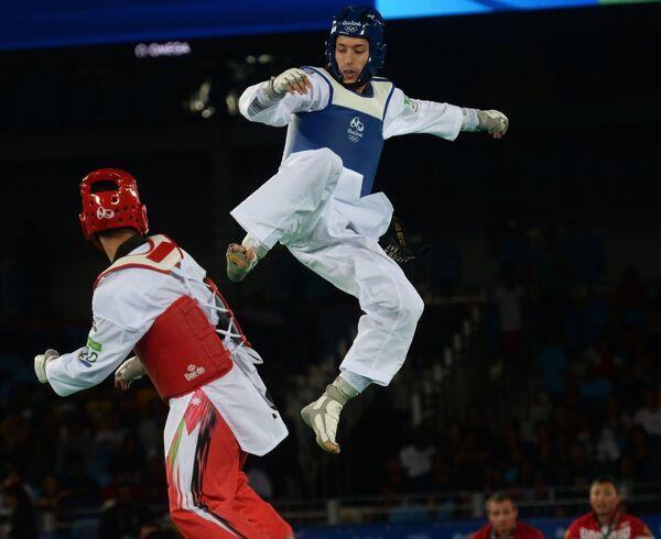 Олимпиада 2016. Тхэквондо. Второй день
