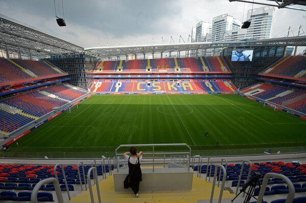 Цска москва футбольный клуб стадион ялта ночной клуб 2020
