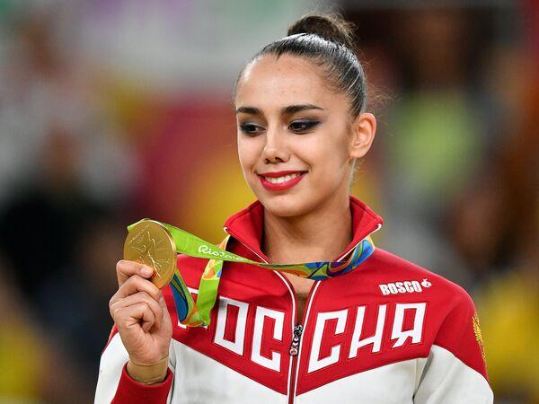 Маргарита Мамун (Россия)