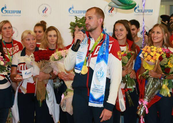 Александр Лесун