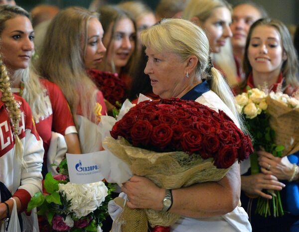 Татьяна Покровская