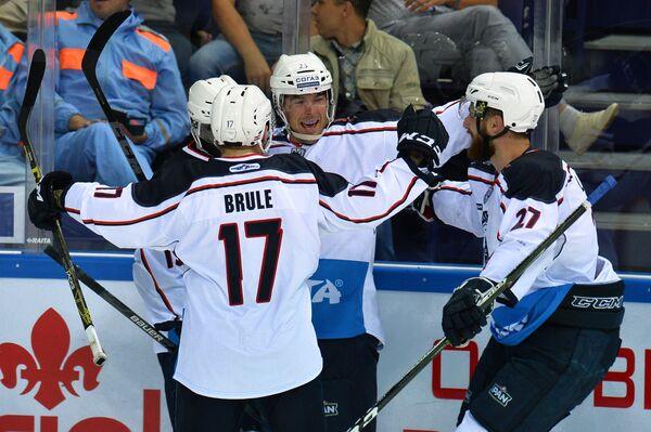 Хоккеисты Медвешчака