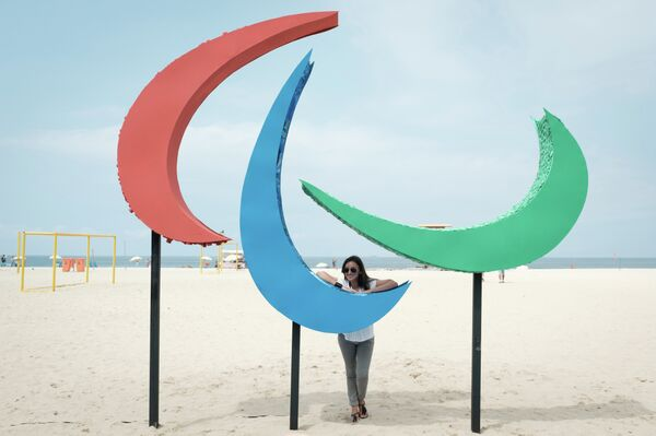 Логотип Паралимпийских игр