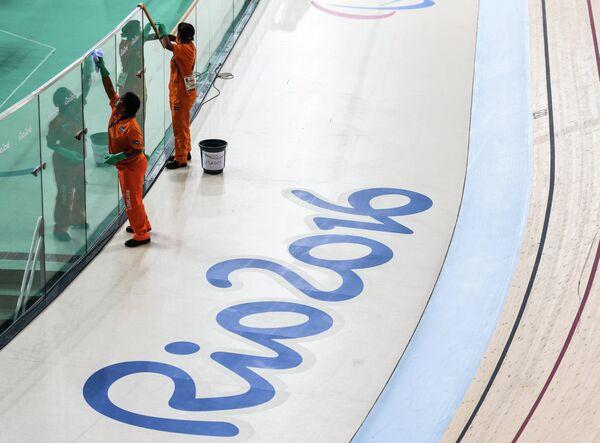 Подготовка к проведению Паралимпийских игр в Рио-де-Жанейро