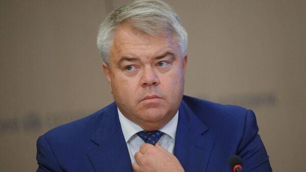 Генеральный секретарь Всероссийской федерации по легкой атлетике Михаил Бутов