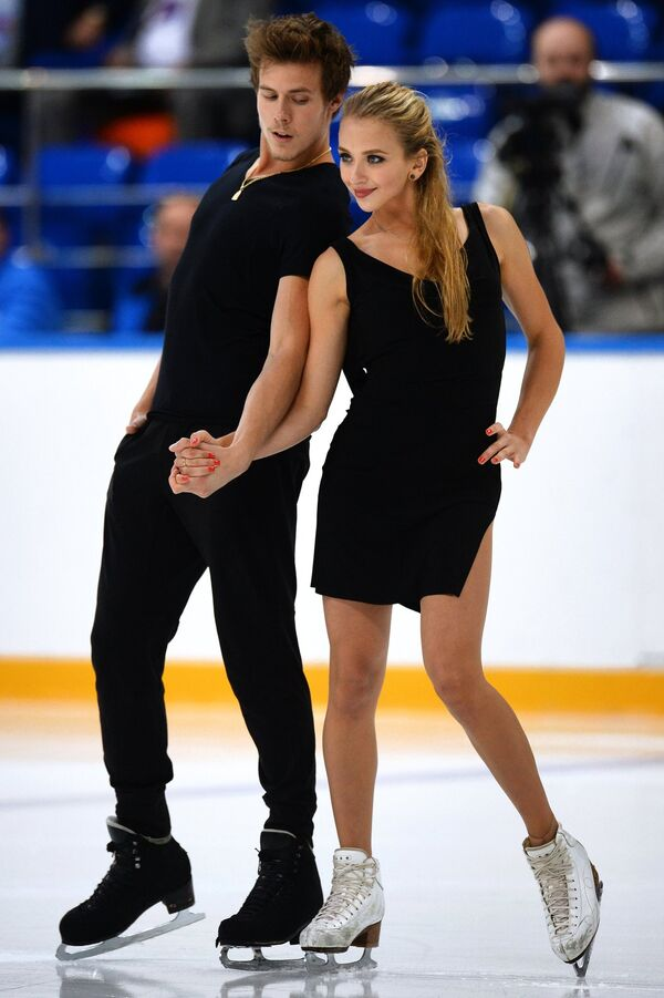 Виктория Синицына и Никита Кацалапов