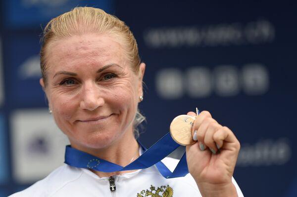 Двукратный бронзовый призер Олимпиады-2012 и серебряный призер Игр-2016 россиянка Ольга Забелинская