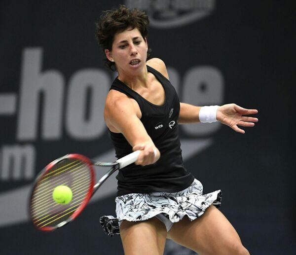 Испанская теннисистка Карла Суарес-Наварро