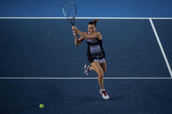 Сербская теннисистка Елена Янкович