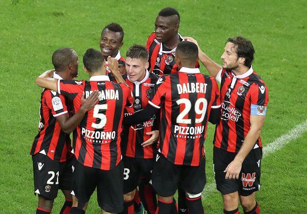 Футболисты Ниццы