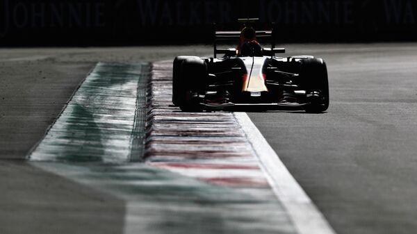 Пилот команды Формулы-1 Ред Булл Макс Ферстаппен
