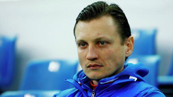 Главный тренер юношеской сборной России Михаил Галактионов
