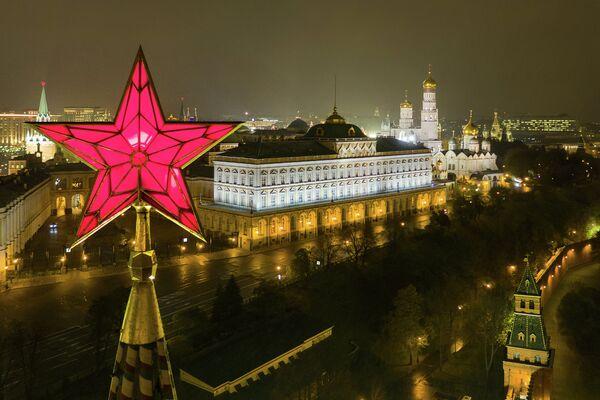 Московский Кремль и Большой Кремлевский дворец