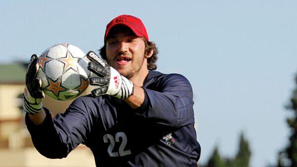 Хоккеист Александр Овечкин (архив, 2009 год)