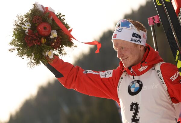 Йоханнес Бё (Норвегия)