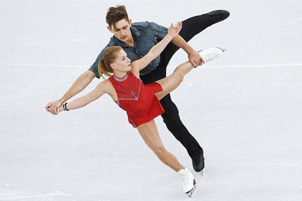 Екатерина Александровская и Харлей Виндзор