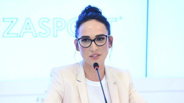 Основатель бренда ZASPORT Анастасия Задорина