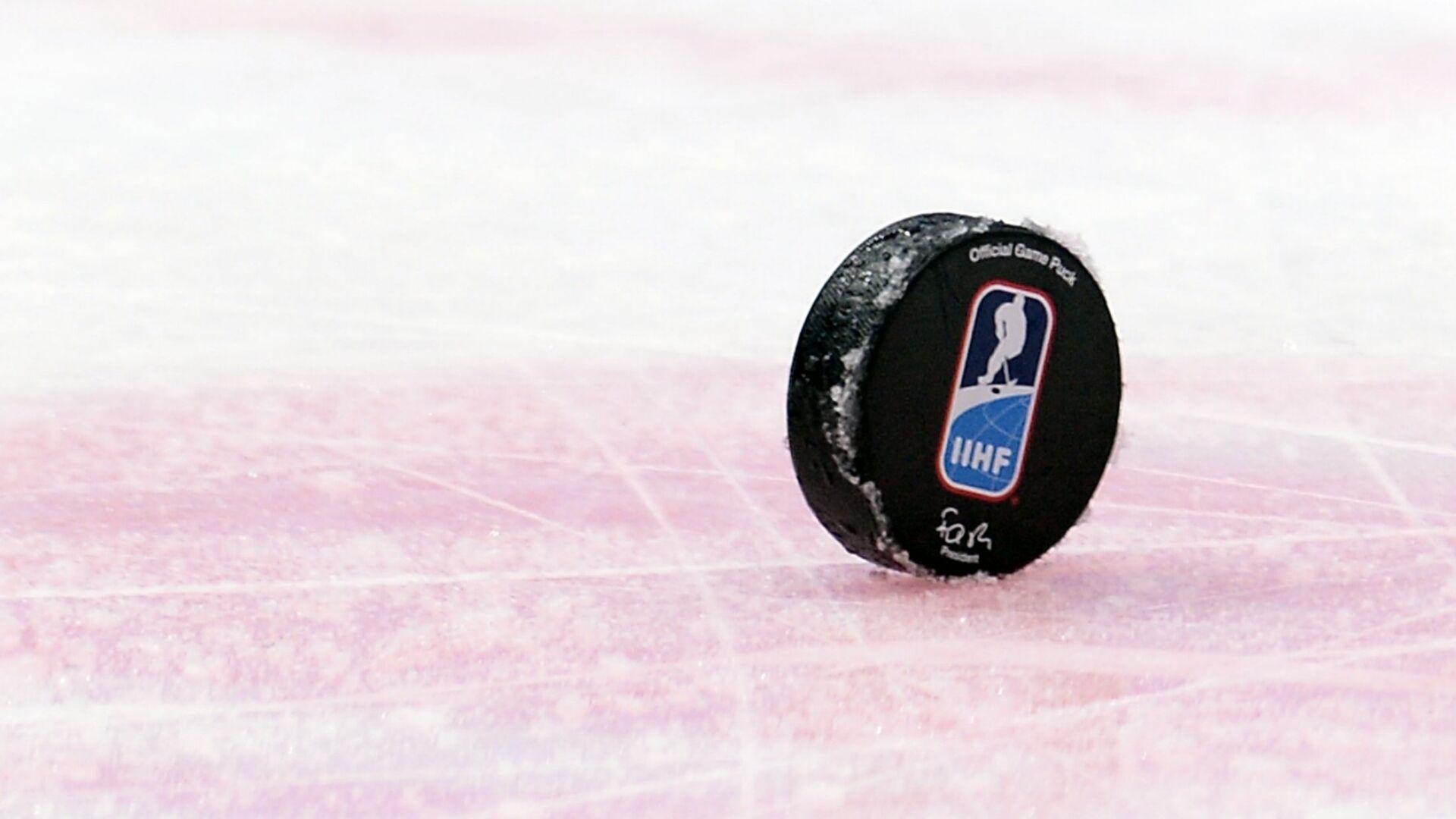 Шайба IIHF - РИА Новости, 1920, 30.01.2021