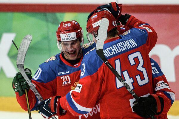 Владимир Ткачёв (слева) и Валерий Ничушкин