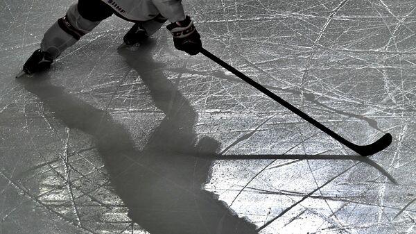 Массовая драка в Канаде: тренер выбежал на лед и клюшкой избил хоккеиста