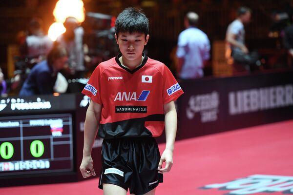 Японец Томокадзу Харимото