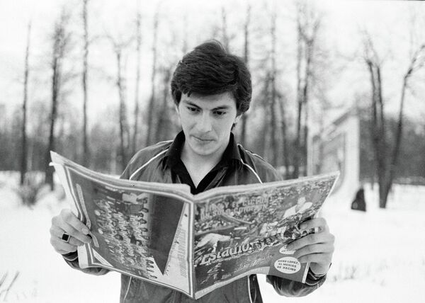 Жены-красавицы и мода в СССР: легенды футбола, какими вы их не помните