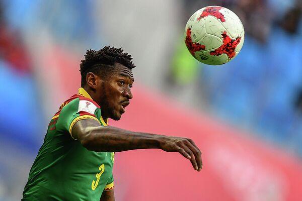 Андре-Франк Замбо (Камерун)